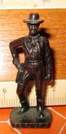 KINDER METAL J.W. HARDIN SCAME - Figurine In Metallo