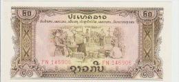 Laos 20 Kip (ND) Pick 21 UNC - Laos