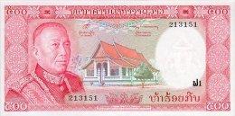 Laos 500 Kip (1974) Pick 17 UNC - Laos