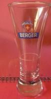 """VERRE Assez Rare  Marque """"BERGER"""" - Verres"""