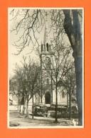 CPA FRANCE 40  ~  HAGETMAU  ~  L'Eglise  ( Studio Chantal 1952 ) - Hagetmau