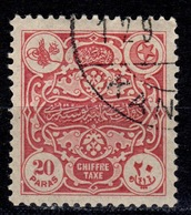 TR+ Türkei 1914 Mi 44 Militär-Feldpost - 1921-... República
