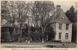DPT 76 MAUNY La Tour De L'Horloge Et Le Colombier - France