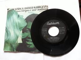 Wess  E  Dori Ghezzi  -   Anno 1974. - Durium -  Wess E D. Ghezzi - Disco, Pop