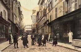 DPT 77 LAGNY Rue Des Marchés - Lagny Sur Marne