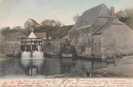 Le Vieux Moulin De Solre-Saint-Géry. Les Environs De Beaumont.---scan---- - Belgium