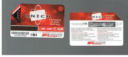 TELECOM ITALIA  - CAT. C.& C F3336   - UNICA: COMUNQUE LA GIRI TELEFONI  (CAB ALTO LOTTO 1044 ) -   USED - RIF. CP - Italia