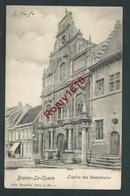 Branine-le-Comte. Eglise Des Dominicains. Nels, Série 73, N°3. Voyagée En 1904. 2 Scans. - Braine-le-Comte