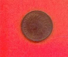 USA - 1 CENT 1882 - Émissions Fédérales
