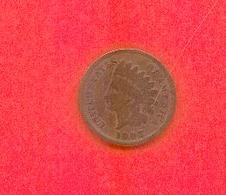 USA - 1 CENT 1907 - Émissions Fédérales