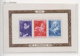 Le Peintre Jordaens - Blocs 1924-1960