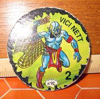 Darkball Monsters VICI NETT 1996 - Trading Cards