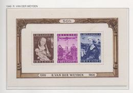 Le Peintre Van Der Weyden - Neufs