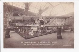 CPA AVIATION Le Caudron G. 25 Tri Moteur 20 Places - ....-1914: Précurseurs