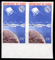 YT PA N°156** Non Dentelé Journée Mondiale Des Télécommunication Imperf MNH - Niger (1960-...)