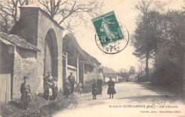60 - Oise / 10945 - Entrée De Quincampoix - Côté D' Aumale - France
