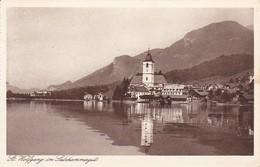 AK St. Wolfgang Im Salzkammergut  (38345) - St. Wolfgang