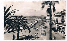 FR-3734   JUAN-les-PINS : Boulevard Du Soleil - Antibes
