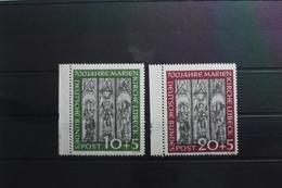 BRD 139-140 ** Postfrisch Bundesrepublik Deutschland #SL018 - BRD