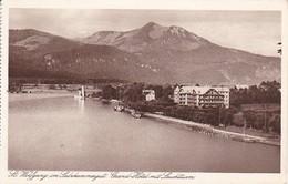 AK St. Wolfgang Im Salzkammergut - Grand-Hotel Mit Leuchtturm  (38351) - St. Wolfgang
