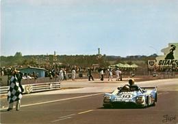 72 . LE MANS . CIRCUIT DES 24 HEURES . RENAULT MIRAGE GR 6 2796 Cm3 - Jipé 29 - Le Mans