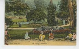 REIMS - Jardin Ecole - Reims