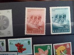 Lot Stamps Mix 2 - Briefmarken