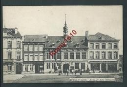 BOUSSU.  Justice De Paix.  Cliché Insolite. Voir Agrandissement. 3 Scans - 1905. - Boussu