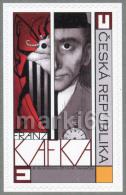Czech Republic - 2013 - Franz Kafka, 130th Birth Anniversary - Mint Booklet Stamp - Neufs