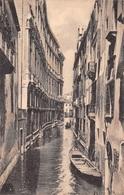 Venezia Venice - Rio Delle Due Torri Con Il Palazzo Pesaro - Italie - Venezia (Venice)