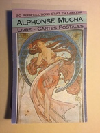 Alphonse MUCHA - LIvre - Cartes Postales. ( 30 Cartes Postales ) - Mucha, Alphonse