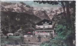 Ak-A1-8-41 Garmisch Partenkirchen - Forsthaus Graseck  - Berggasthof Und Hotel - Garmisch-Partenkirchen