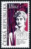 Czech Republic - 2013 - 170 Years Since Birth Of Bertha Von Suttner, First Female Nobel Prize Winner - Mint Stamp - Nuevos
