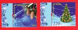 Armenien/Armenie/Armenia/Artsakh/Karabakh 2018, Merry Christmas And Happy New Year - MNH ** - Armenia