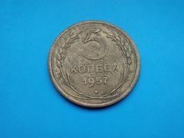 URSS - CCCP  5 Kopeck  1957 - Rusland