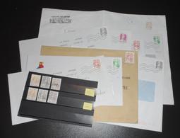 Lot D'enveloppes Seul Sur Lettre Marianne Jeunesse Ciappa AA Pro Pho - 2013-... Marianne De Ciappa-Kawena
