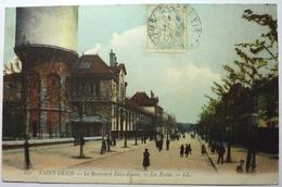 LE BOULEVARD FÉLIX FAURE - LES ÉCOLES - SAINT DENIS - Saint Denis