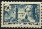 "FR YT 336 "" Exposition Internationale "" 1937 Neuf** - France"