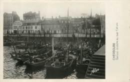 50 - CHERBOURG - Barques De Peche En 1948 - Cherbourg