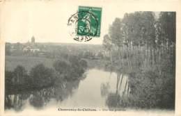 55 - CHAUVENCY LE CHATEAU - Vue Geniale 1913 - Autres Communes
