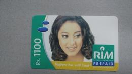India-rim Prepiad Card-(43l)-(rs.1100)-(navi Mumbai)-(15.9.2005)-(look Out Side)-used Card+1 Card Prepiad Free - India