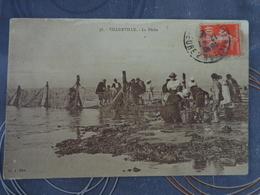 [14] Calvados > Villerville LA PECHE - Villerville