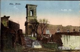 Cp Eton South East England, Ruine Der Kirche - Autres