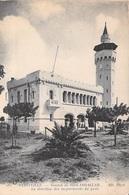 Tunisie (Menzel Bourguiba) FERRYVILLE Arsenal De Sidi Abdallah La Direction Des Mouvements Du Port (ND 182°*PRIX FIXE - Túnez