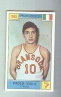 PAOLO VIOLA...ORANSODA.......PALLACANESTRO....VOLLEY BALL...BASKET - Trading Cards