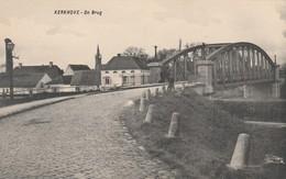 Kerkhove ,( Avelghem , Avelgem , Berchem ) , De Brug - Avelgem