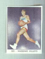 MASSIMO VILLETTI...IGNIS...PALLACANESTRO....VOLLEY BALL...BASKET - Tarjetas