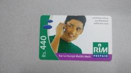 India-rim Prepiad Card-(45d)-(rs.440)-(navi Mumbai)-(31.3.2006)-(look Out Side)-used Card+1 Card Prepiad Free - India