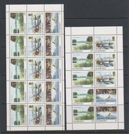 Guernsey 1984 Views 2 Booklet Panes ** Mnh (41556) - Guernsey