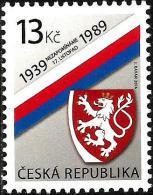 Czech Republic - 2014 - Anniversary Of The 17th Of November - Velvet Revolution - Mint Stamp - Neufs
